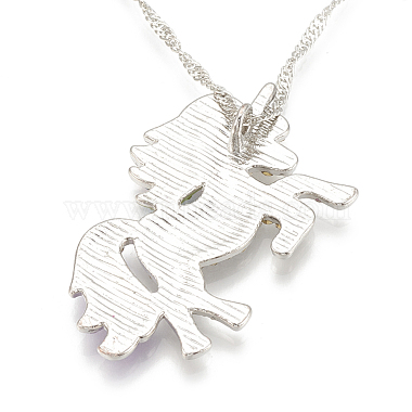 Alloy Pendant Necklaces(X-NJEW-S416-01A)-2