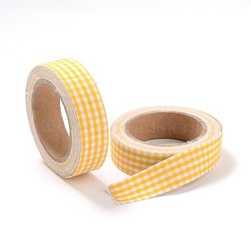 Gold Fibre Adhesive Tape