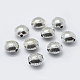 Thai Sterling Silver Beads(STER-K171-09AS)-2