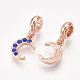 Alloy European Dangle Beads(MPDL-S067-019RG)-2