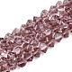 Glass Beads Strands(GLAA-T006-06B-12)-1