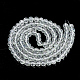 Drawbench Transparent Glass Beads Strands(GLAD-Q012-4mm-04)-2