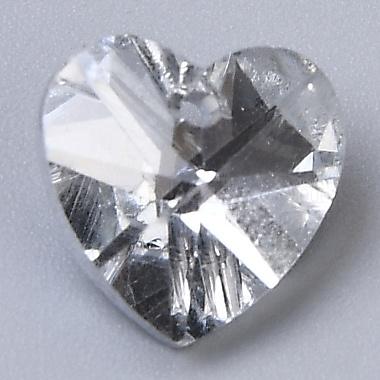 pendentifs / cabochons / perles en verre de style mixte(FIND-XCP0005-01A)-2