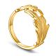 SHEGRACE&reg Stunning Sterling Silver Ring Cuff Ring(JR119A)-1