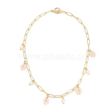 Pendant Necklaces(NJEW-JN02969)-1