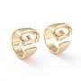 Brass Finger Rings(X-RJEW-L097-06G)