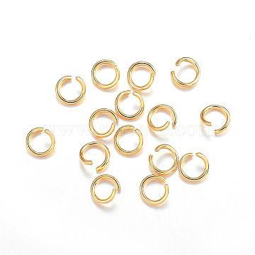 Golden Ring Stainless Steel Open Jump Rings