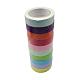 Solid Color Cotton Ribbon(OCOR-S077-1.0cm-M)-2