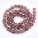 Glass Beads Strands(GLAA-T006-06B-12)-2