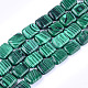 Synthetic Malachite Beads Strands(G-T121-11)-1