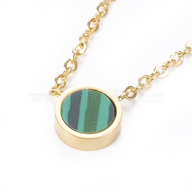 304 Stainless Steel Pendant Necklaces(NJEW-O118-10)-3