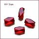 Imitation Austrian Crystal Beads(SWAR-F055-8x4mm-05)-1