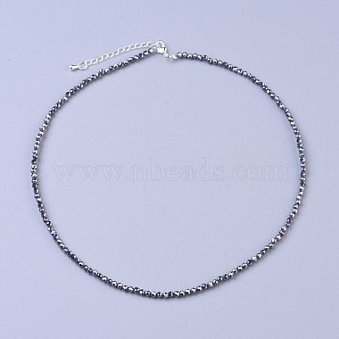 Terahertz Artificial Ore Necklaces