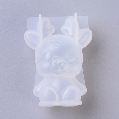 Clear Deer Silicone