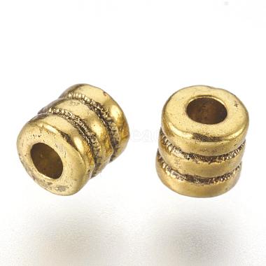 style tibétain perle des entretoises(X-GLF0334Y-NF)-2
