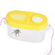 Portable ABS Plastic Insect Viewer Box Magnifier(TOOL-F009-03)-2