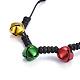Adjustable Korean Waxed Polyester Cord Braided Bracelets(BJEW-JB04423-02)-2