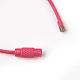 Steel Wire Bracelet Making(MAK-F025-B10)-2