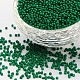 FGB&reg 11/0 Baking Paint Glass Seed Spacer Beads(X-SEED-Q009-FJX26)-1