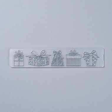 Plastic Embossing Folders(X-DIY-P007-D05)-2