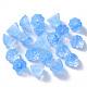 Transparent Baking Painted Glass Beads(X-DGLA-T002-08E)-1