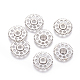 Tibetan Style Alloy Steampunk Chandelier Components(X-TIBE-5302-AS-FF)-1
