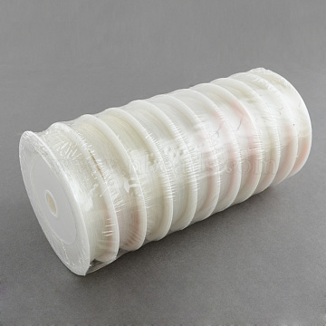 0.6mm Clear Elastic Fibre Thread & Cord