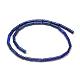 Natural Lapis Lazuli Column Bead Strands(X-G-F247-13)-1