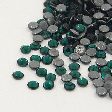Half Round Glass Rhinestone Cabochons