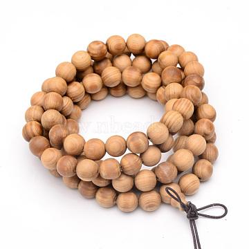 SandyBrown Wood Bracelets