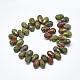Natural Unakite Beads Strands(G-S357-C01-04)-2