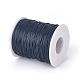 Waxed Cotton Thread Cords(YC-R003-1.0mm-227)-2