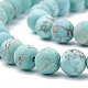 Natural Green Turquoise Beads Strands(G-T106-184)-2