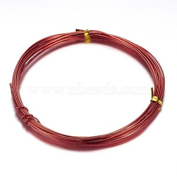 Red Aluminum Wire