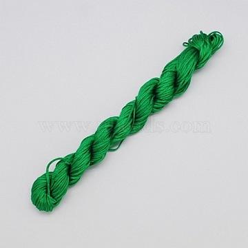 2mm Green Nylon Thread & Cord