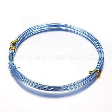 1mm SkyBlue Aluminum Wire