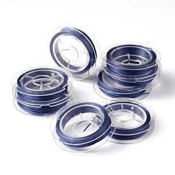 0.45mm MediumBlue Steel Wire