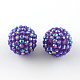 AB-Color Resin Rhinestone Beads(RESI-S315-16x18-06)-1