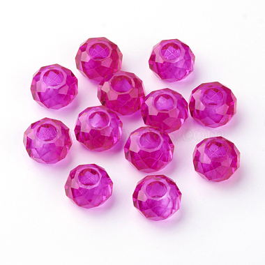 Glass European Beads(X-GDA007-69)-2
