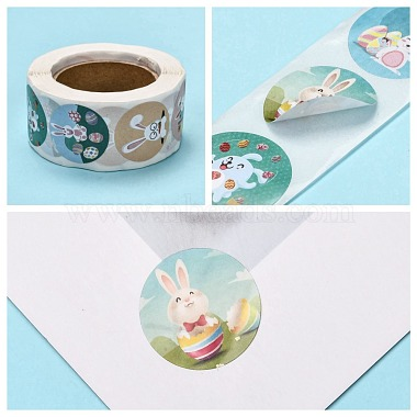 Easter Stickers(DIY-P008-D02)-4