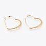 Stainless Steel Earrings(EJEW-I213-D-02G)