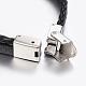 Leather Braided Cord Bracelets(BJEW-E324-A10)-4
