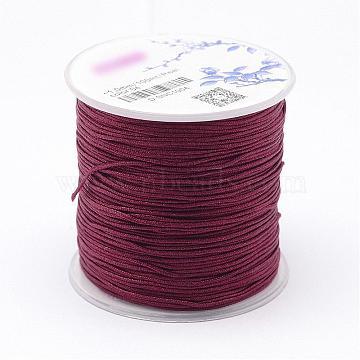1mm Brown Nylon Thread & Cord