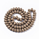 Undyed & Natural Coconut Wood Beads Strands(X-WOOD-T024-019)-2
