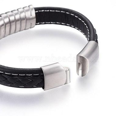 Leather Cord Bracelets(BJEW-F354-16P)-4