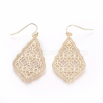 Real Gold Plated Brass Earring Hooks