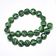 Synthetic Malachite Beads Strands(G-S357-F017)-2