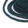 3mm DarkSlateGray Polyester Thread & Cord(OCOR-L041-3mm-02)