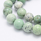 Natural Turquoise Beads Strands(G-J373-03-9.5mm)-2