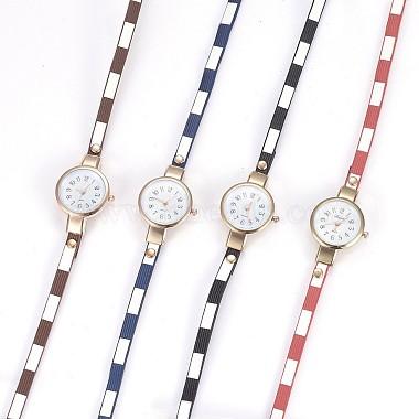 Сплав головки часы браслета часов(WACH-P017-P)-1